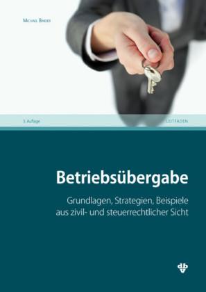 Betriebsübergabe (Ausgabe Österreich)