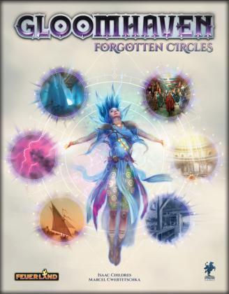 Gloomhaven Forgotten Circles (Spiel-Zubehör)