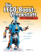 Die LEGO®-Boost-Werkstatt Cover