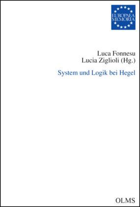 System und Logik bei Hegel