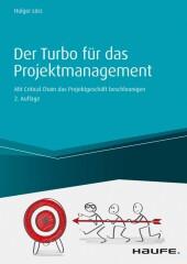 Der Turbo für das Projektgeschäft - inkl. Arbeitshilfen online