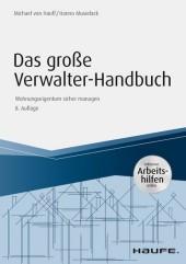 Das große Verwalter-Handbuch - inkl. Arbeitshilfen online
