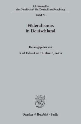 Föderalismus in Deutschland.
