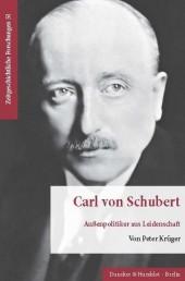 Carl von Schubert.