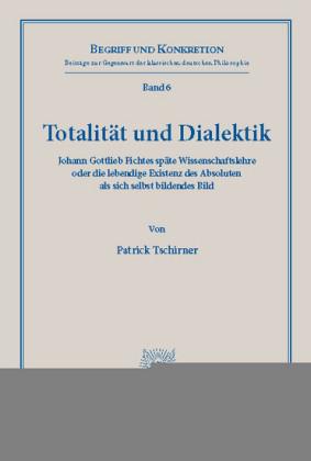 Totalität und Dialektik.