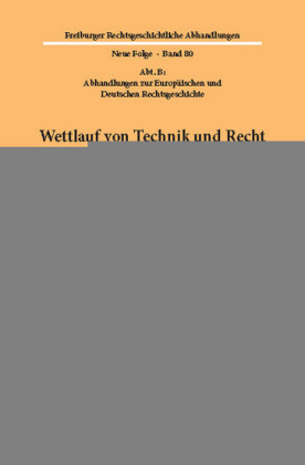 Wettlauf von Technik und Recht.