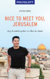 Nice to meet you, Jerusalem Cover