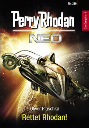 Perry Rhodan Neo 210: Rettet Rhodan!