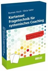 Kartenset Fragetechnik für systemisches Coaching