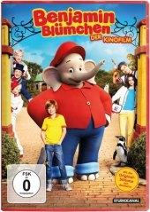 Benjamin Blümchen - Der Kinofilm, 1 DVD Cover