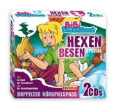 Bibi Blocksberg - Hexenbesen-Special, 2 Audio-CD Cover