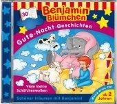 Benjamin Blümchen, Gute-Nacht-Geschichten - Viele kleine Schäfchenwolken, 1 Audio-CD