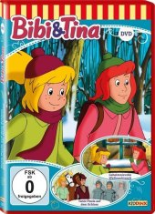 Bibi & Tina - Geheimnisvolle Weihnachtszeit + Tante Paula auf dem Schloss, 1 DVD