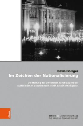 Im Zeichen der Nationalisierung