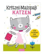 Kritzel-Malspaß Katzen