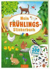 Mein Frühlings-Stickerbuch