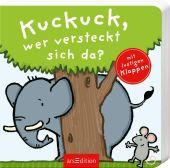 Kuckuck, wer versteckt sich da? Cover
