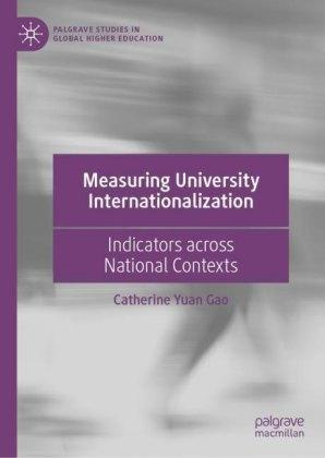 Measuring University Internationalization