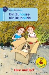 Ein Zuhause für Brunhilde / Silbenhilfe