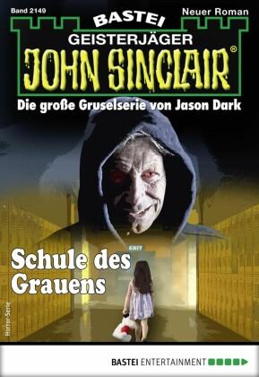 John Sinclair 2149 - Horror-Serie