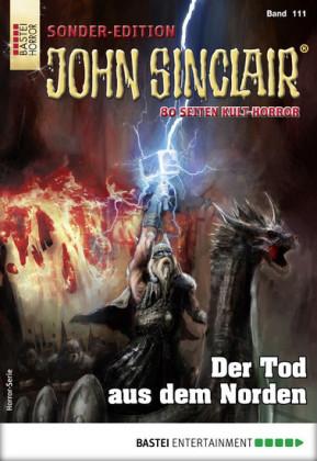 John Sinclair Sonder-Edition 111 - Horror-Serie