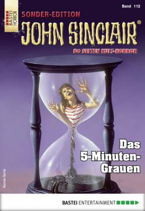 John Sinclair Sonder-Edition 112 - Horror-Serie