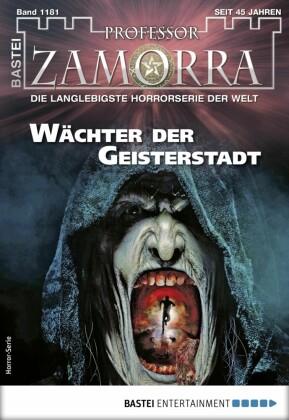 Professor Zamorra 1181 - Horror-Serie