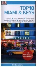Top 10 Reiseführer Miami & Keys Cover