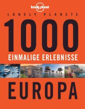 Lonely Planets 1000 einmalige Erlebnisse Europa Cover