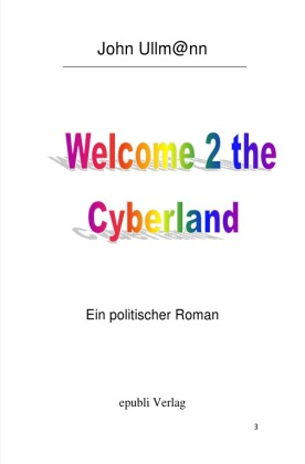 Welcome to the Cyberland