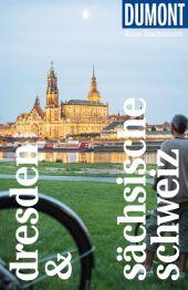 DuMont Reise-Taschenbuch Dresden & Sächsische Schweiz Cover
