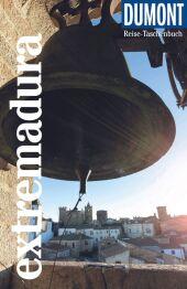DuMont Reise-Taschenbuch Extremadura Cover