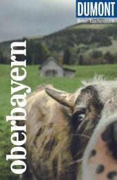 DuMont Reise-Taschenbuch Oberbayern Cover