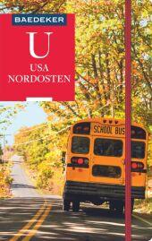 Baedeker Reiseführer USA Nordosten Cover