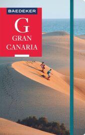Baedeker Reiseführer Gran Canaria Cover