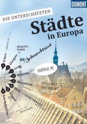 Die unterschätzten Städte in Europa Cover