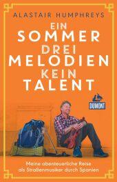Ein Sommer, drei Melodien, kein Talent Cover