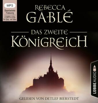 Das zweite Königreich, 2 Audio-CD, MP3