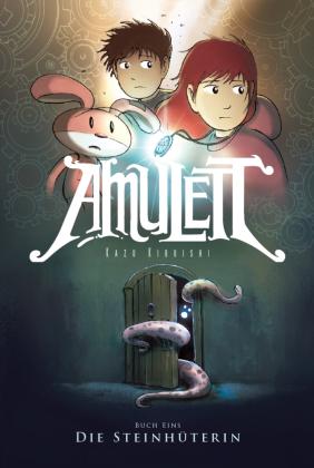 Amulett - Die Steinhüterin