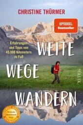 Weite Wege Wandern Cover