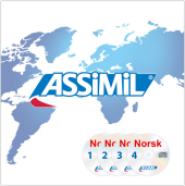 Norsk, 4 Audio-CDs