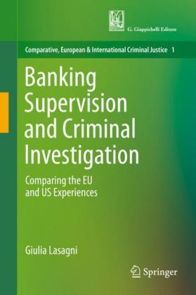 Banking Supervision and Criminal Investigation