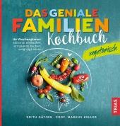 Das geniale Familienkochbuch - vegetarisch Cover