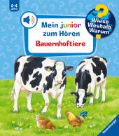 Bauernhoftiere, m. Soundeffekten