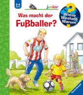 Was macht der Fußballer? Cover