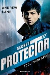 Secret Protector: Tödliches Spiel Cover