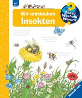 Wir entdecken Insekten Cover