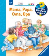 Mama, Papa, Oma, Opa