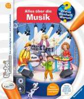tiptoi® Alles über die Musik Cover