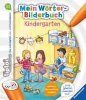 tiptoi® Mein Wörter-Bilderbuch Kindergarten Cover